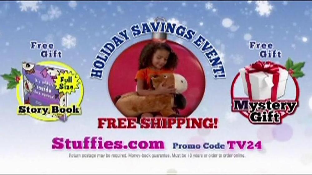 Stuffies.com coupon code