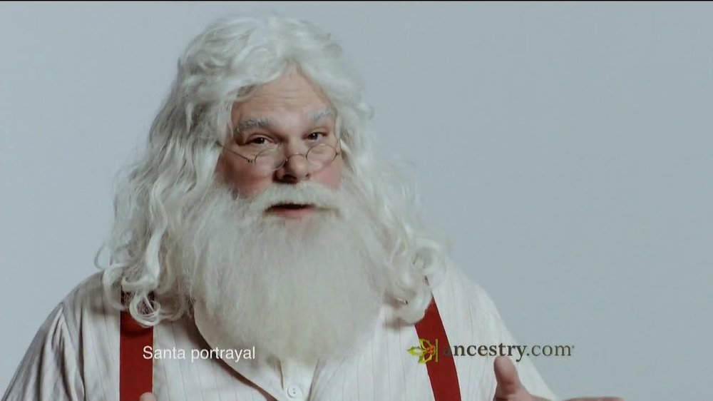 Ancestry.com TV Spot 'Santa & the Tooth Fairy' - Screenshot 1