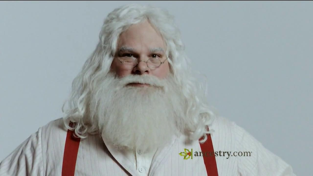Ancestry.com TV Spot 'Santa & the Tooth Fairy' - Screenshot 5