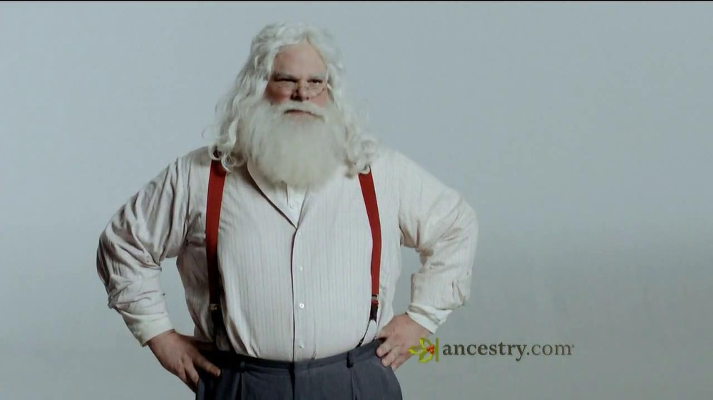 Ancestry.com TV Spot 'Santa & the Tooth Fairy' - Screenshot 6