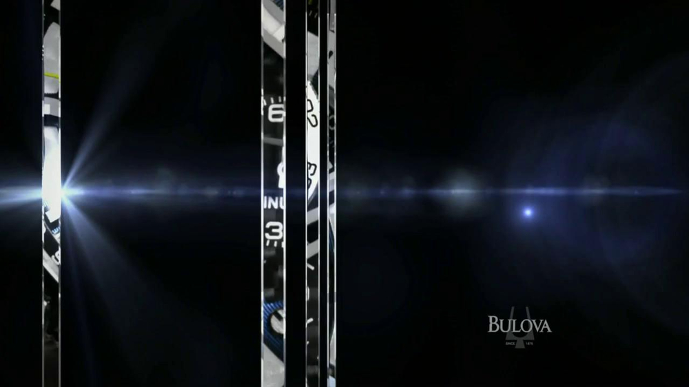 Bulova TV Spot, 'Precision: Watch' - Screenshot 1