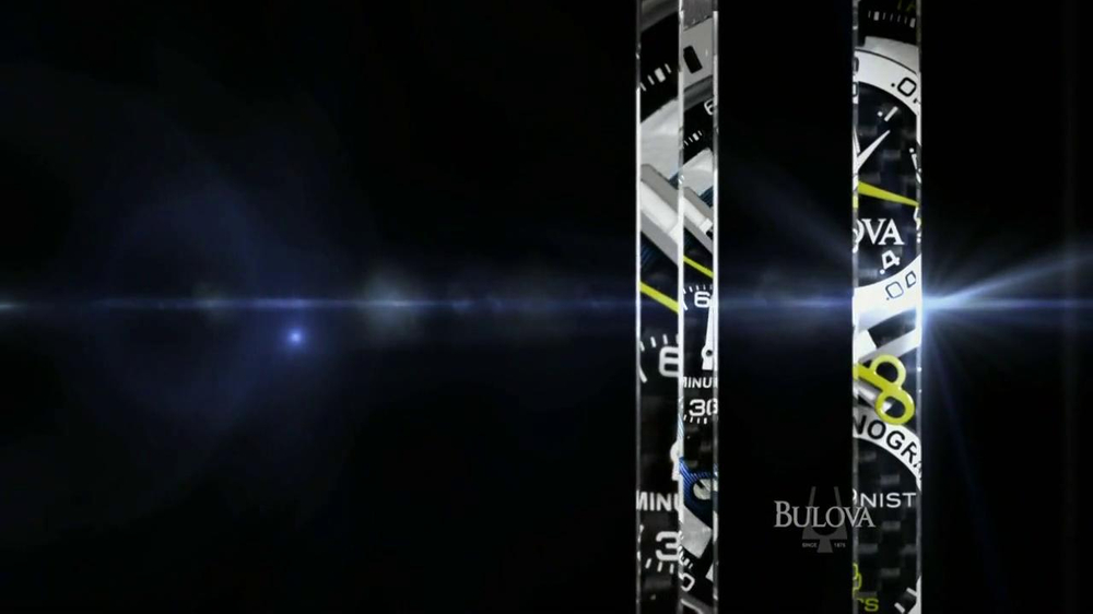 Bulova TV Spot, 'Precision: Watch' - Screenshot 2