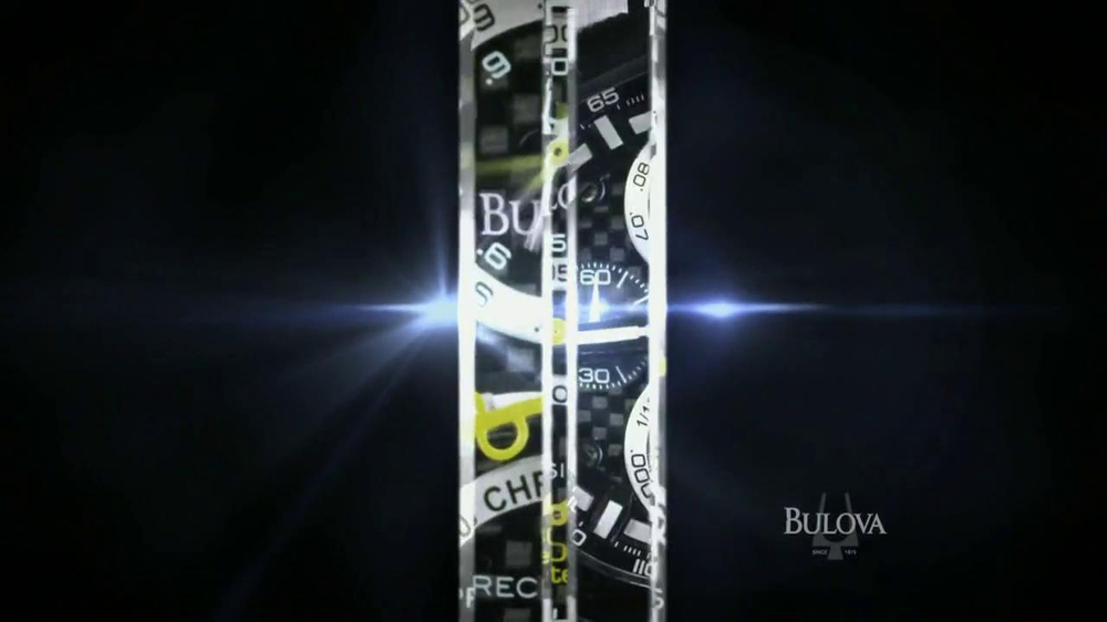 Bulova TV Spot, 'Precision: Watch' - Screenshot 7