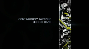 Bulova TV Spot, 'Precision: Watch' - Thumbnail 3