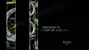 Bulova TV Spot, 'Precision: Watch' - Thumbnail 4