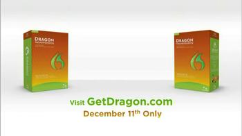 Nuance Dragon TV Spot, 'BOGO' - Thumbnail 1