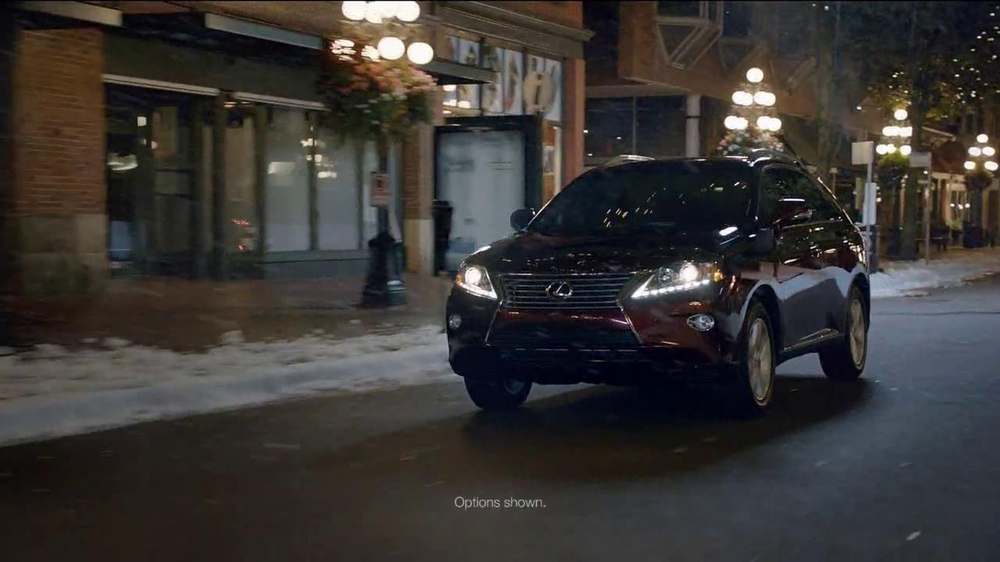 Lexus December To Remember TV Spot, 'Perfect Lexus'  - Screenshot 3
