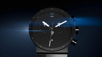 Movado Sapphire Synergy TV Spot, 'I Thought I've Seen It All'