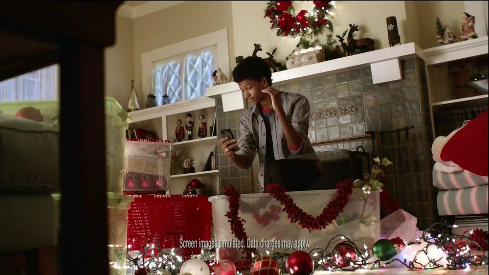 Verizon Share Everything Plan TV Spot, 'Holiday' - Screenshot 2