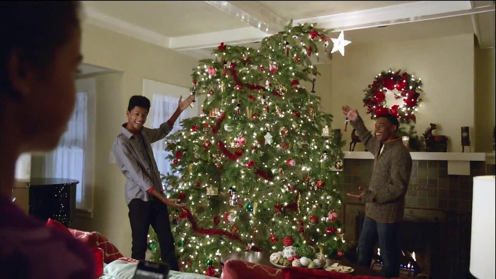 Verizon Share Everything Plan TV Spot, 'Holiday' - Screenshot 8