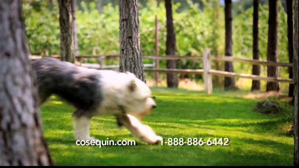 cosequin tv commercial 39 in the jungle 39 featuring jack hanna. Black Bedroom Furniture Sets. Home Design Ideas
