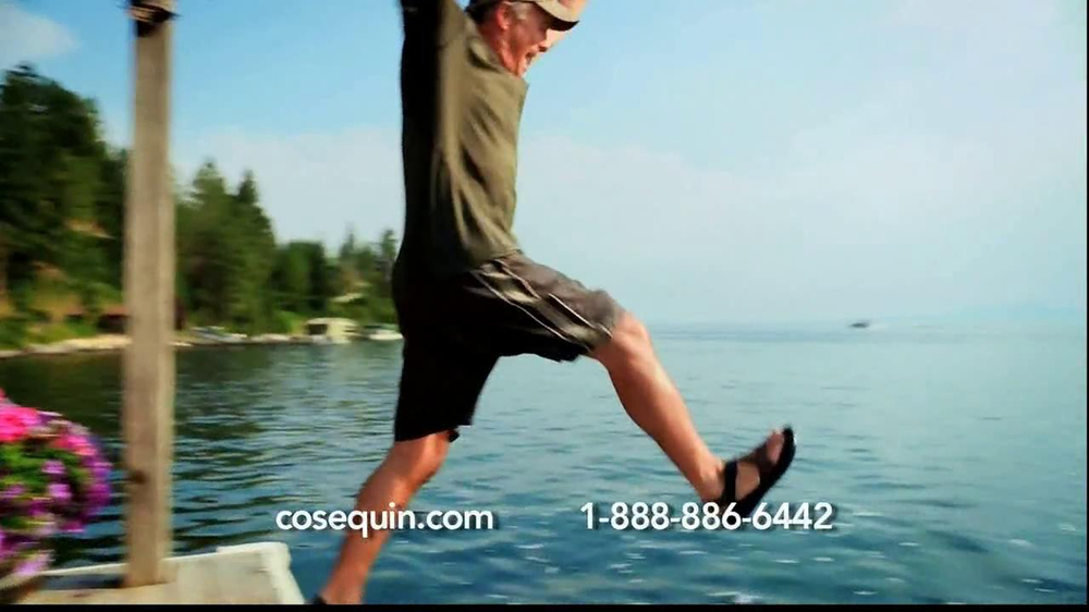cosequin tv commercial 39 in the jungle 39 featuring jack. Black Bedroom Furniture Sets. Home Design Ideas