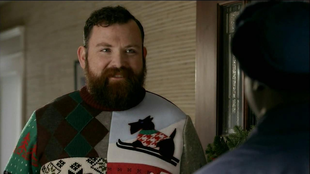 United States Postal Service USPS TV Spot, 'Same Sweater' - Screenshot 8