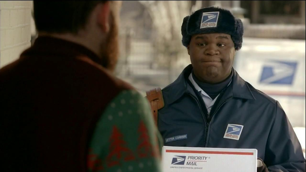 United States Postal Service USPS TV Spot, 'Same Sweater' - Screenshot 7