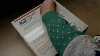United States Postal Service USPS TV Spot, 'Same Sweater' - Thumbnail 5