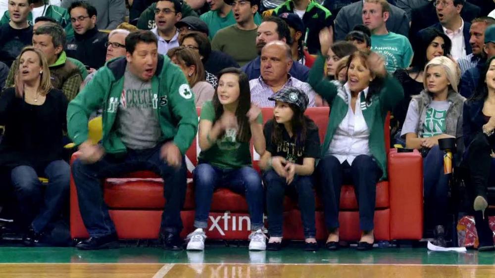 XFINITY NBA League Pass TV Spot, 'Special Holiday Price' - Screenshot 4