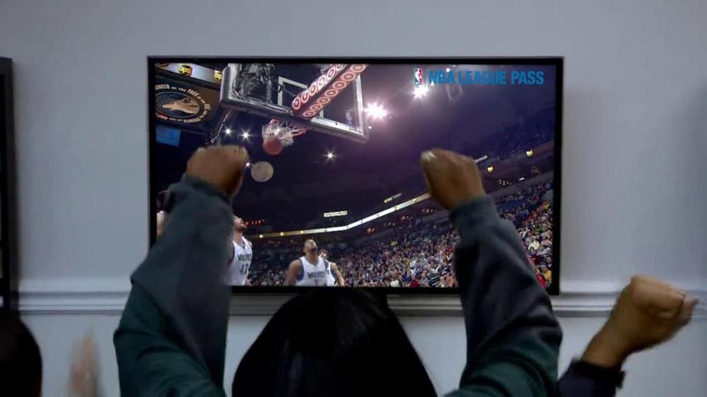 XFINITY NBA League Pass TV Spot, 'Special Holiday Price' - Screenshot 6