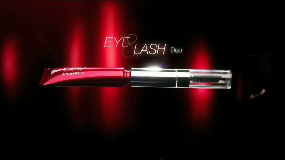 Olay Regenerist Eye & Lash Duo TV Spot  - Screenshot 4