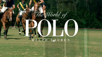Ralph Lauren TV Spot, 'The World of Polo' thumbnail