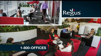 Regus TV Spot, 'Fully Furnished'