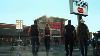 Golden Corral Lobster Tail TV Spot, 'Action Heroes' - Thumbnail 6