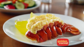 Golden Corral Lobster Tail TV Spot, 'Action Heroes' - Thumbnail 8