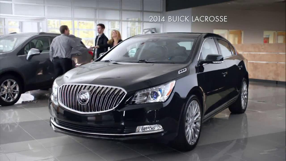 buick lacrosse buick commercial actress 2014 2014 buick commercial. Cars Review. Best American Auto & Cars Review