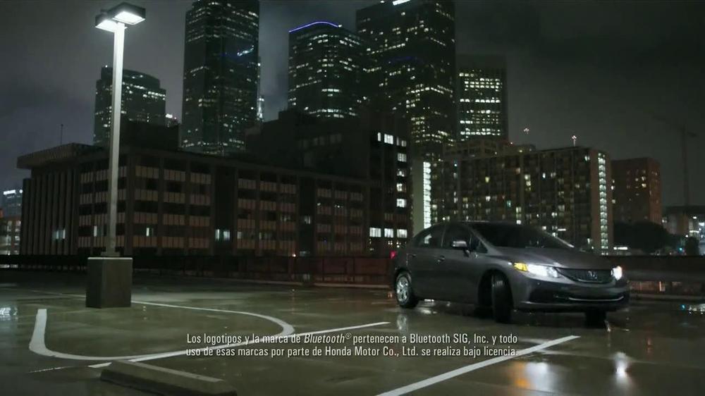 2013 Honda Civic LX TV Spot, 'Primer Trabajo' [Spanish ...
