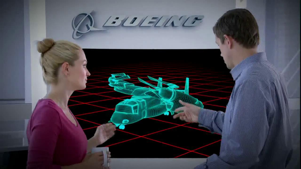 Boeing TV Spot, 'The Answers'