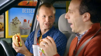 Sonic Drive-In Honey Mustard & Swiss TV Spot, 'Swish'