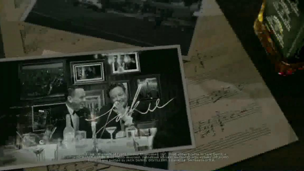 Jack Daniel's TV Spot, 'The Man: Frank Sinatra' - Screenshot 6