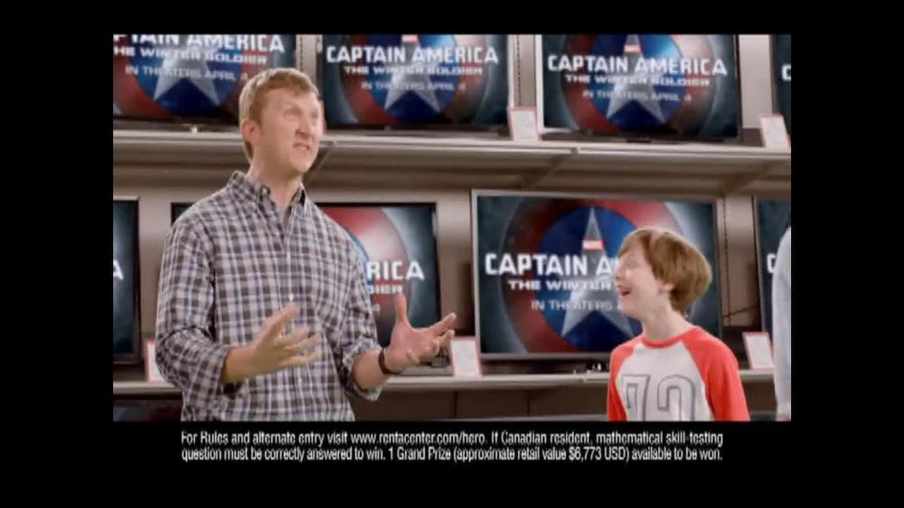 National Tv Sales Rental: Rent-A-Center TV Spot, 'Heroic Deals