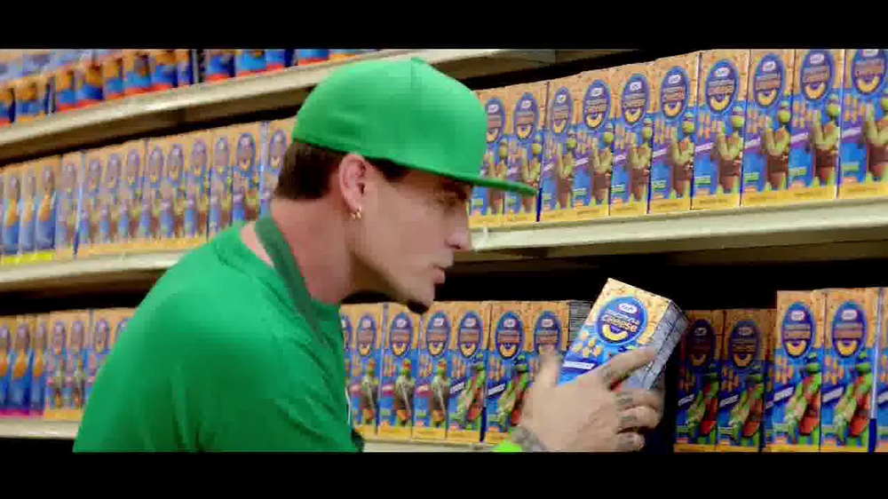 Kraft Macaroni & Cheese TV Spot, 'Go Ninja, Go' Featuring Vanilla Ice - Screenshot 1