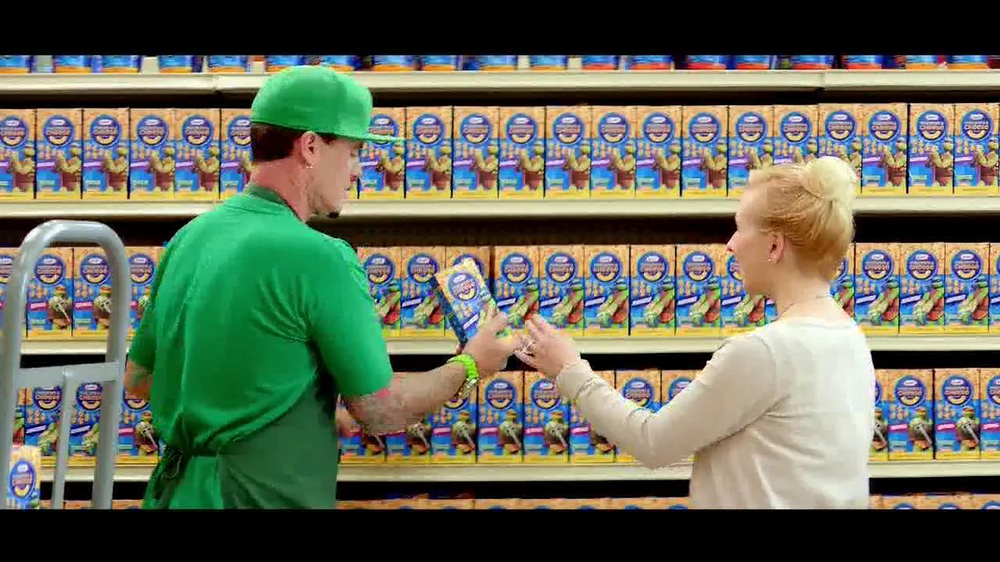 Kraft Macaroni & Cheese TV Spot, 'Go Ninja, Go' Featuring Vanilla Ice - Screenshot 3