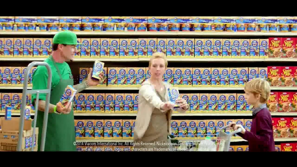 Kraft Macaroni & Cheese TV Spot, 'Go Ninja, Go' Featuring Vanilla Ice - Screenshot 5