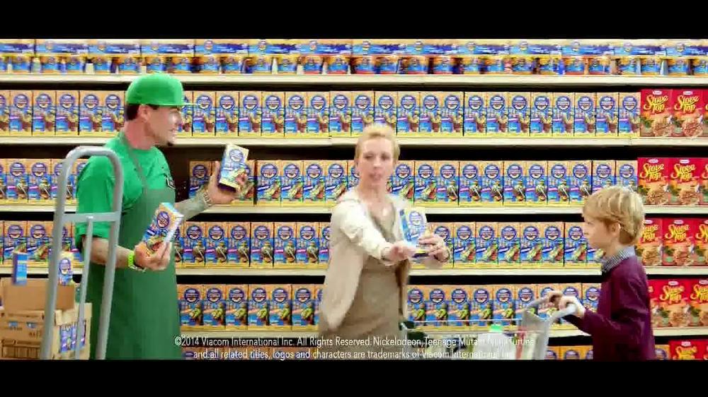 Kraft Macaroni & Cheese TV Spot, 'Go Ninja, Go' Featuring Vanilla Ice - Screenshot 5
