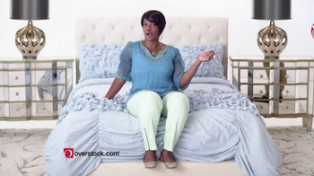 Overstock.com President's Day Sale TV Spot, 'Luxurious Bed'