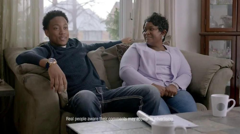 Swiffer Sweep & Trap TV Spot, 'The Glenns' - 5079 commercial airings
