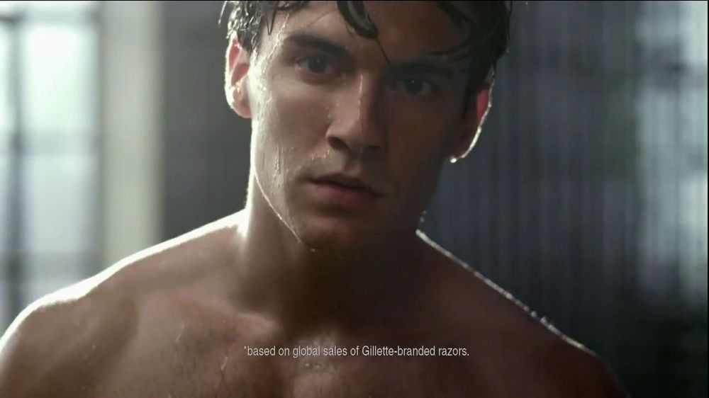 Gillette Razors TV Commercial, 'By a Hair' - iSpot.tv