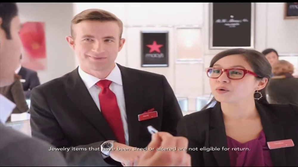 The Jewelry Store at Macy's TV Spot, 'Cat Person: Valentine's Day' - Screenshot 4