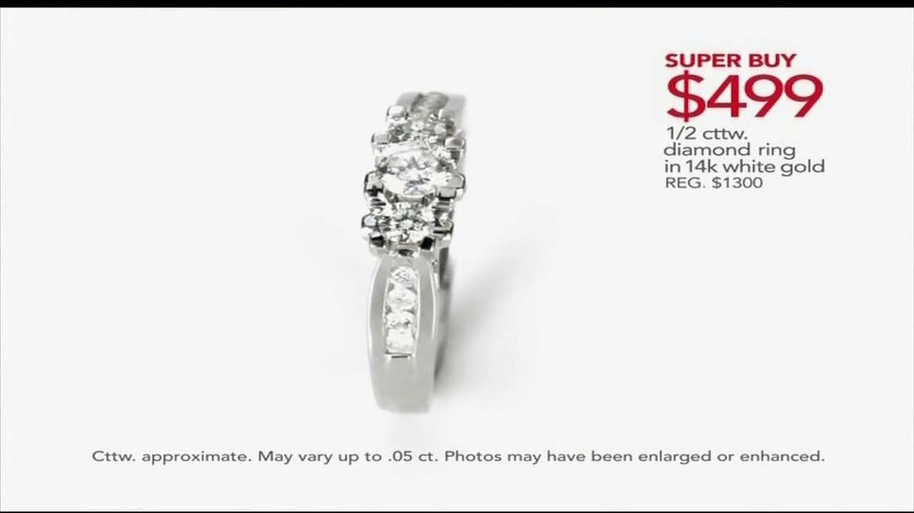 The Jewelry Store at Macy's TV Spot, 'Cat Person: Valentine's Day' - Screenshot 7