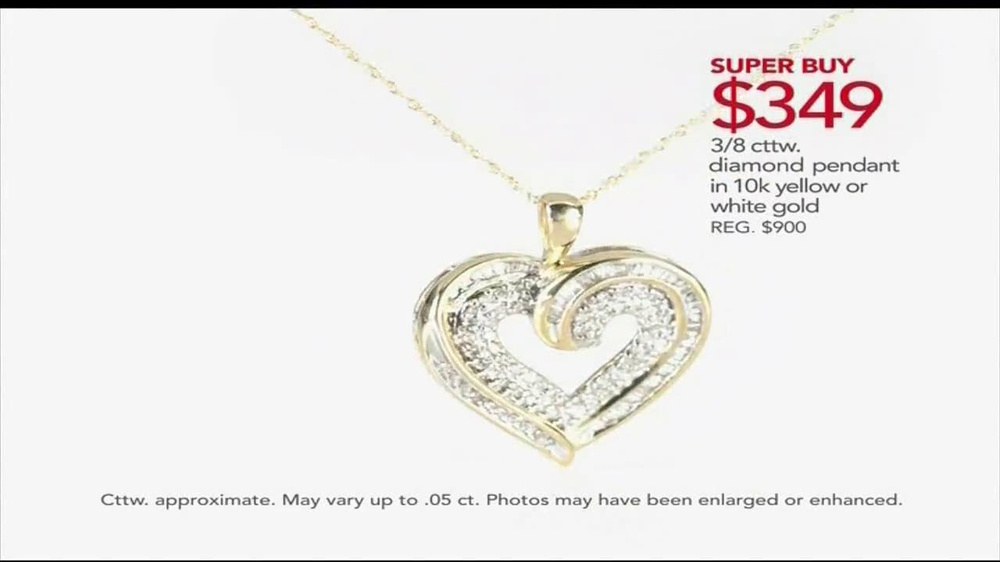 The Jewelry Store at Macy's TV Spot, 'Cat Person: Valentine's Day' - Screenshot 8