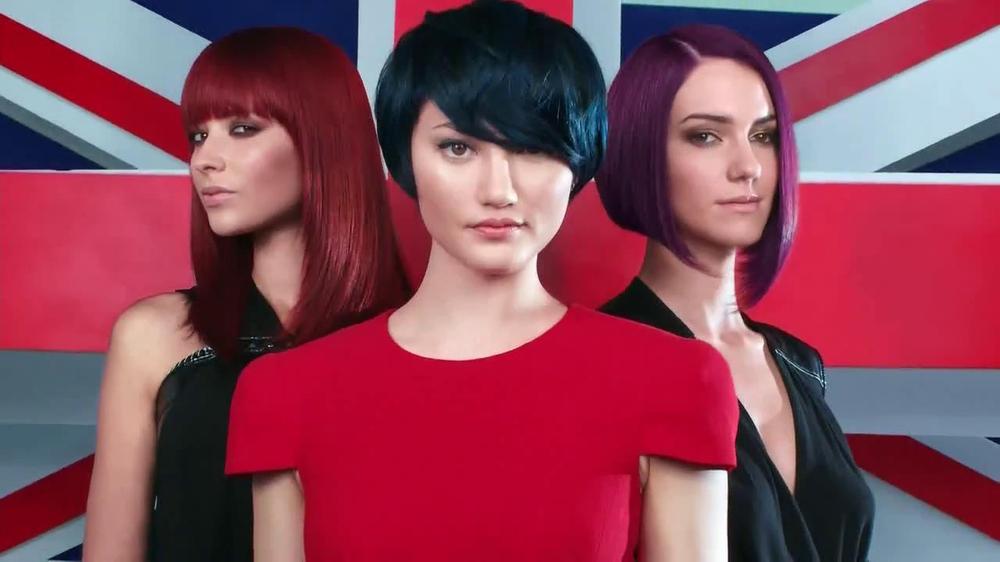 Luxe Hair Color Vidal Sassoon London