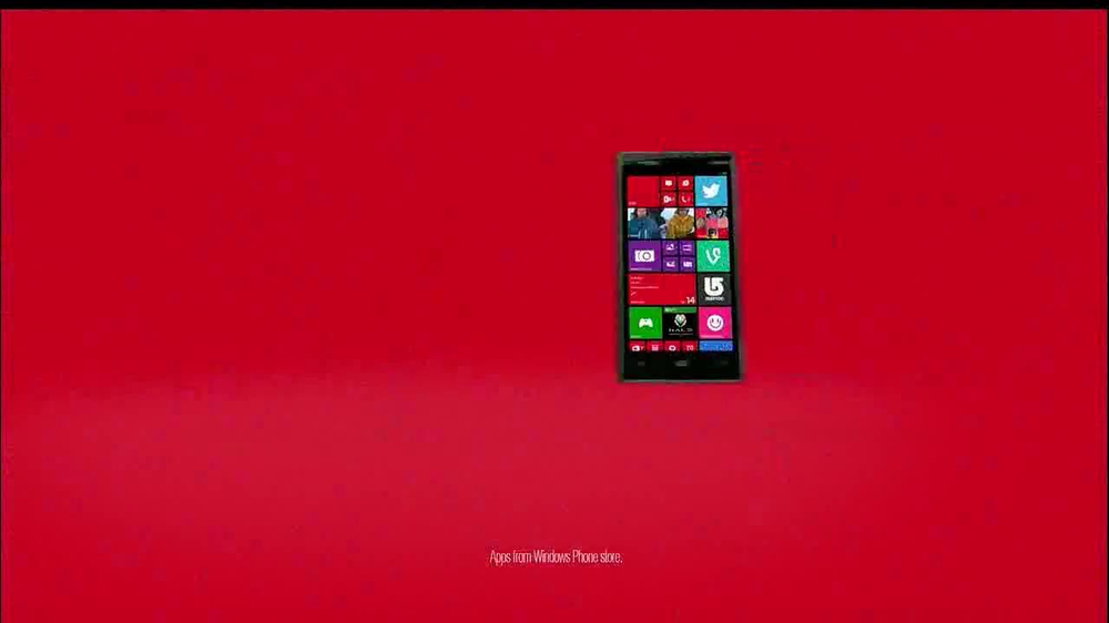 Microsoft Windows Nokia Lumia Icon Phone TV Spot - Screenshot 10Windows Phone Nokia Icon