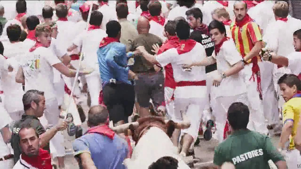 Altra TV Spot, 'Running with the Bulls'