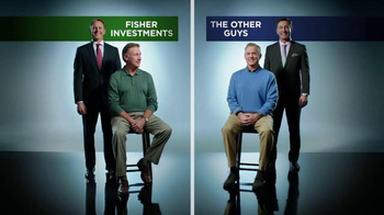 Fisher Investments TV Spot, 'The Other Guys'