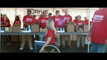 AARP Services, Inc. TV Spot, 'Food Drive'