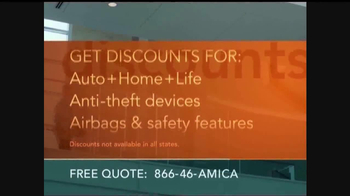 amica mutual insurance company tv commercial 39 demands 39. Black Bedroom Furniture Sets. Home Design Ideas