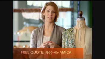 Amica Mutual Insurance Company TV Spot, 'Demands'