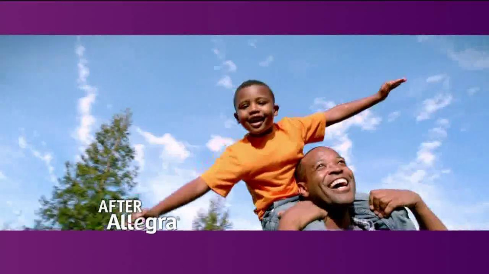 Allegra TV Spot, 'Dad'